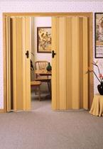 YN-08 Series PVC Folding Doors