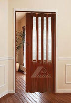 Plastic Folding Doors YN-08G Series