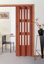 YN-09 Series PVC Folding Doors