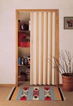 YN-02 PVC Folding Door