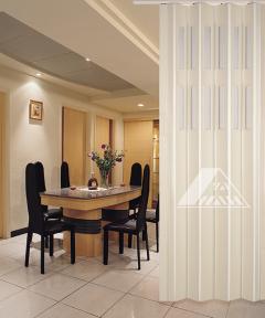 PVC Folding Door YN-06Ⅱ-2F