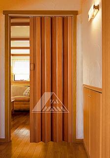 PVC Folding Doors YN-06Ⅱ-2