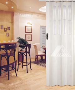 YN-08G(1T2P)(T6) PVC Folding Doors