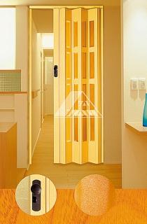PVC Folding Doors YN-08G(4D)