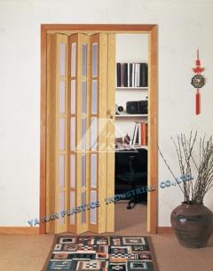 PVC Folding Door YN-08G(5D)