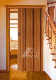 YN-08G(5E) PVC Folding Doors