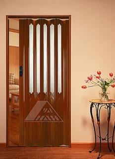 PVC Folding Doors YN-08GB(1T2E)