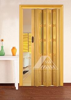 PVC Folding Door YN-08GB(3D2E)
