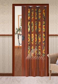 YN-08GB(4A1E) PVC Folding Doors
