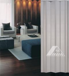 YN-09 PVC Folding Door