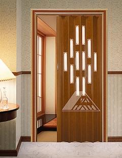 YN-11F(123) PVC Folding Doors