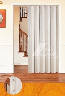 YN-12 Plastic Folding Door