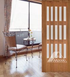 YN-14H(3F) PVC Folding Door