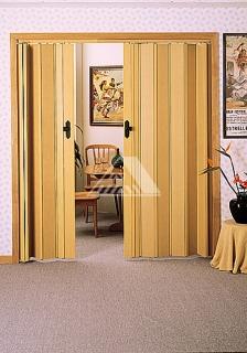 YN-08 PVC Folding Door