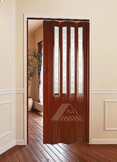 PVC Folding Doors YN-08G(1T2E)