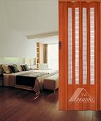 PVC Folding Doors YN-08G(1T4P)(T12)