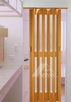 PVC Folding Door YN-08G(2T)