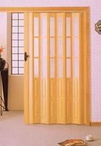 YN-08G(3T2E) PVC Folding Door