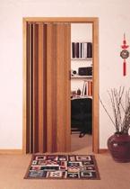YN-07 PVC Folding Door