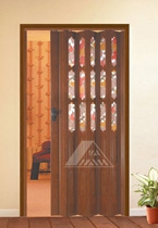 Plastic Folding Doors YN-08GB(3A2E)