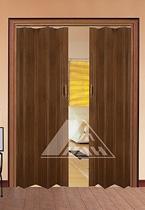 YN-04 PVC Folding Door